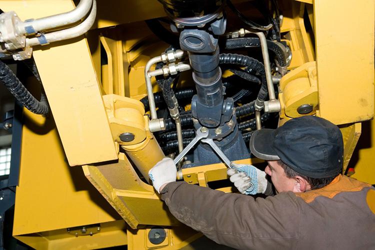 บริการรับซ่อมเครื่องจักรกล การเกษตร