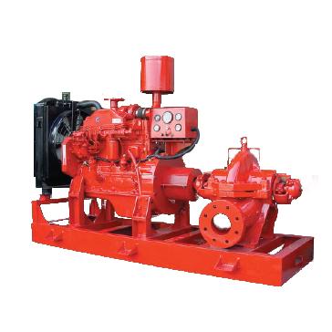 งาน PM เครื่อง Fire pump , Generator