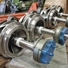 Overhaul pump