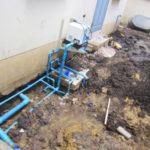 งานซ่อม  เปลี่ยนท่อน้ำ