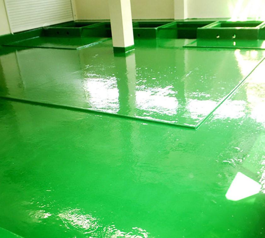 Chemical Resistant Lining / งานเคลือบเพื่อทนสารเคมี