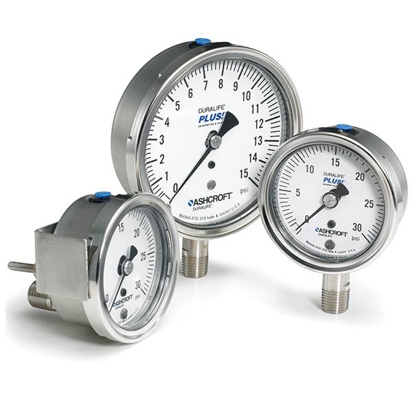 Pressure Gauge-เกจวัดแรงดัน