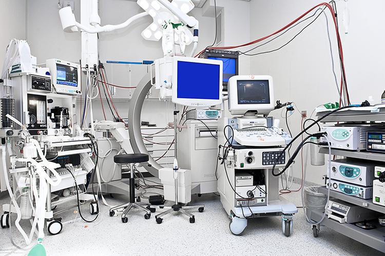 บริการรับซ่อมเครื่องมือแพทย์ พร้อม ขายอะไหล่