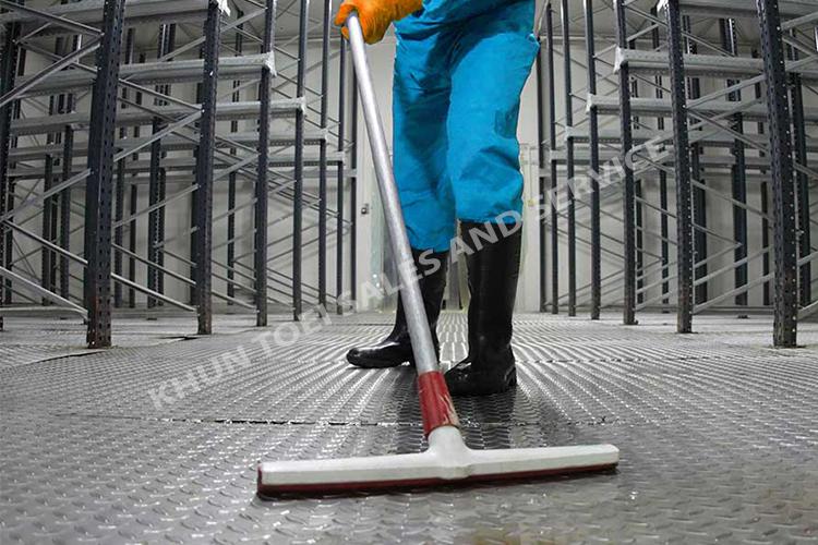 บริการรับทำความสะอาด ตามระยะสัญญา (CONTRACT)