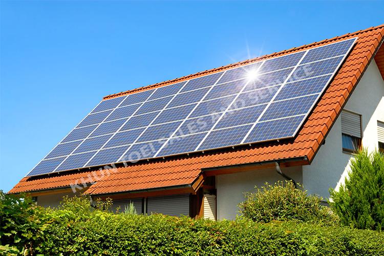 จำหน่าย Solar Roof พร้อมติดตั้ง