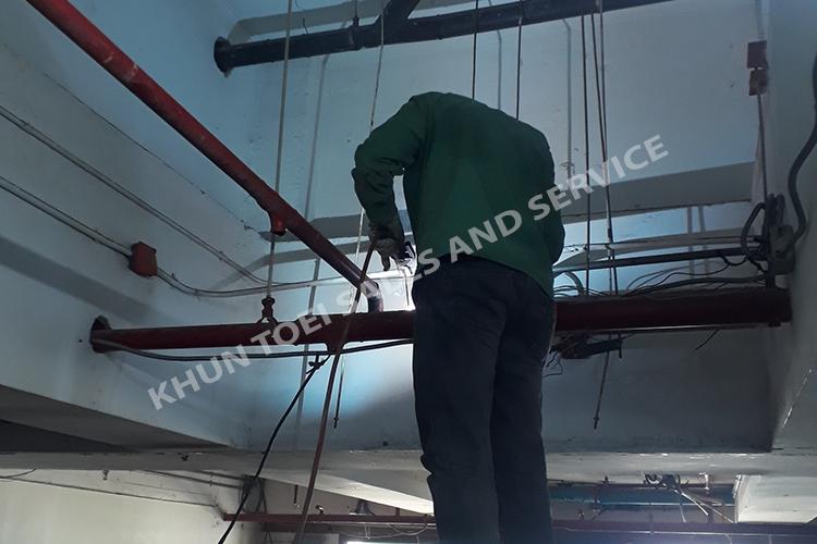 บริการรับเดินท่อ Sprinkler และซ่อมบำรุง