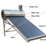 เครื่องทำน้ำร้อนพลังงานแสงอาทิตย์
