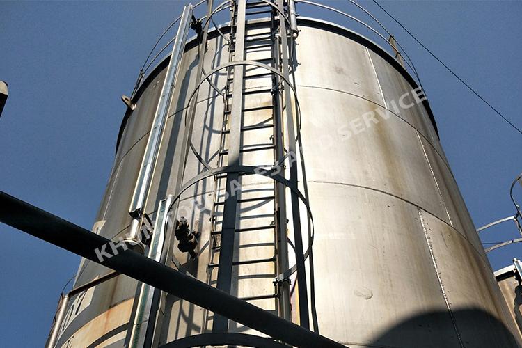 บริการล้างถังเคมี สำหรับโรงงานอุตสาหกรรม