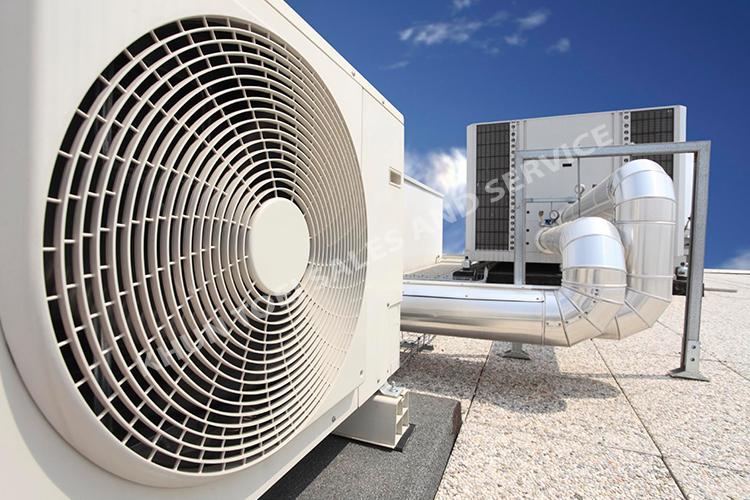 บริการรับทำระบบปรับอากาศและระบายอากาศ
