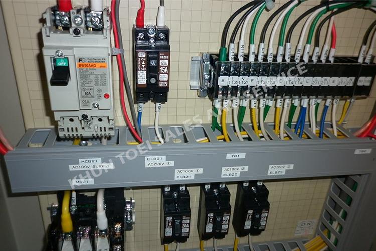 บริการรับทำระบบไฟฟ้า
