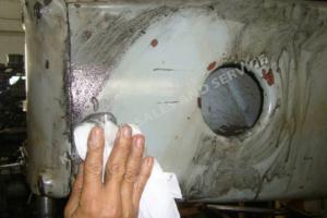 บริการรับจ้างล้างทำความสะอาด เตาอุตสาหกรรม และซ่อมแซมเตาอุตสาหกรรมทุกชนิด