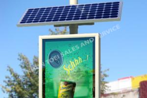 บริการรับทำป้ายไฟ โซล่าเซลล์ พลังงานแสงอาทิตย์