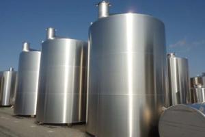 บริการรับผลิตถังสแตนเลสทุกประเภทและทุกขนาด