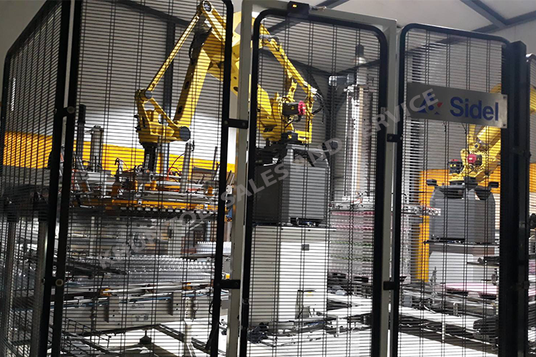 จำหน่ายหุ่นยนต์อุตสาหกรรมและอะไหล่ทุกรุ่น ทุกยี่ห้อ พร้อมติดตั้ง