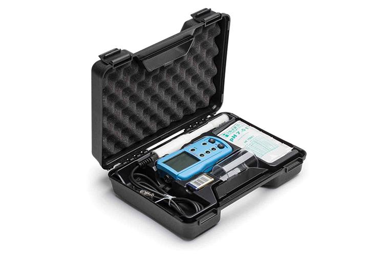 จำหน่ายและให้เช่าเครื่องวัดค่า pH, EC, TDS และอุณหภูมิ Hanna HI9811-5