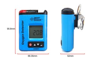 เครื่องวัดก๊าซออกซิเจน Oxygen Meter