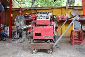 บริการรับตรวจเช็คและซ่อมแซมปั๊มดับเพลิงแบบพกพา (Portable Fire Pumps)