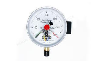 จำหน่ายเกจ์วัดความดันแบบมีสวิทช์ตั้งค่า (Pressure Gauge)