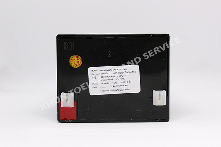 จำหน่าย SLA Battery UP1254 SAB 12V 5.4AH