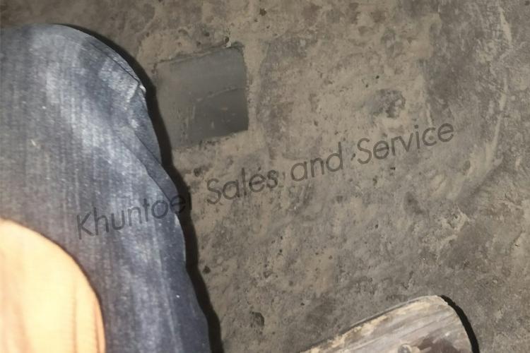 บริการล้างทำความสะอาดถังไซโล