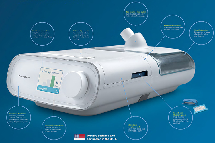 Philips CPAP-7