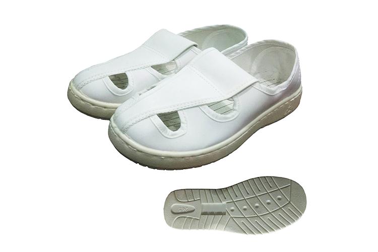 รองเท้าป้องกันไฟฟ้าสถิตย์