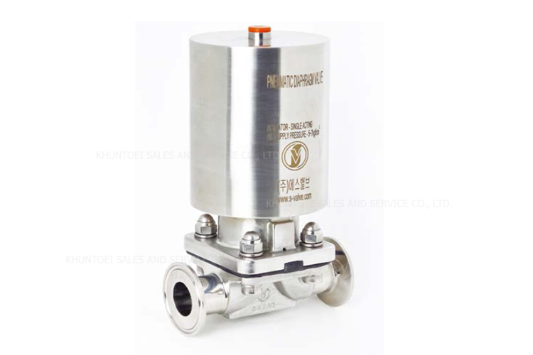 Pneumatic Diaphragm Valve-3